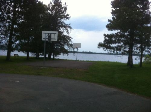 Basketball Court - Whitewater Lake